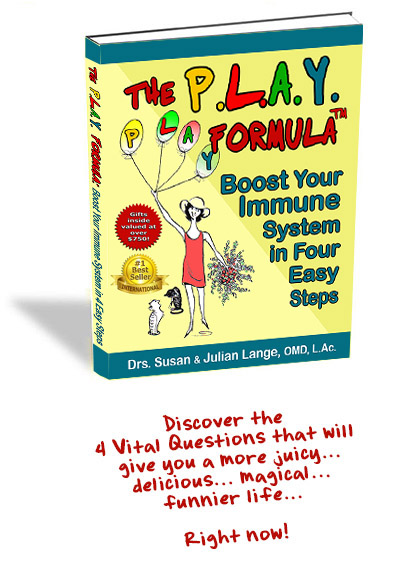 The P.L.A.Y. Formula: Boost Your Immune System in 4 Easy Steps